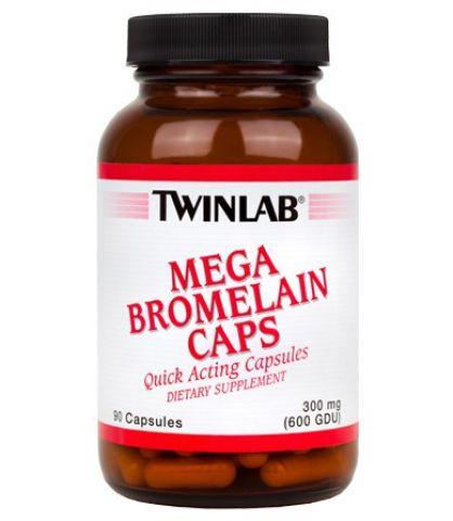 Mega Bromelain Caps