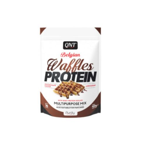 Belgian Waffles Protein