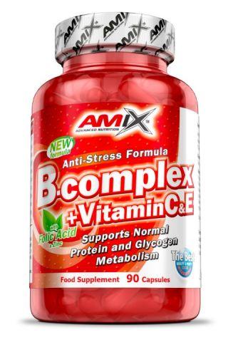 B-Complex + vit.C & vit.E