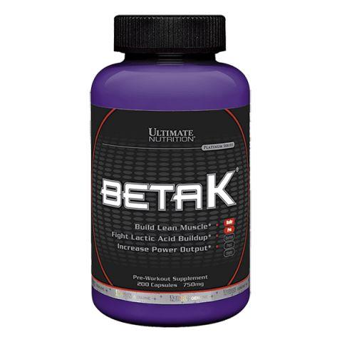 Beta K