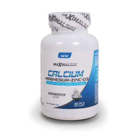 Calcium+Magnesium+Zinc+D3