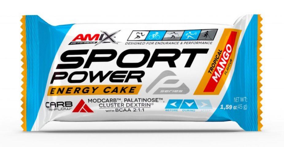Sport Power Energy Cake