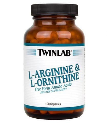 Arginine & Ornithine Caps