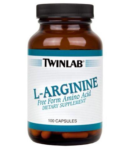 Arginine Caps